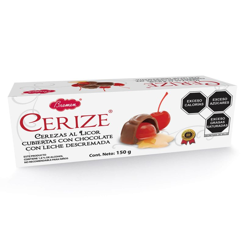 Cerize - Caja con 150 g
