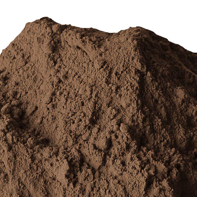 Cocoa Natural a granel - Saco con 25 kilos