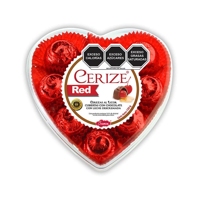 Cerize Red - Corazon con 135 g