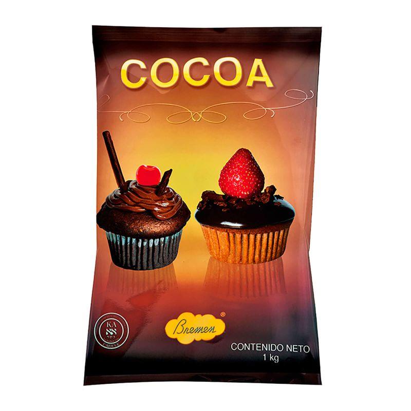 Cocoa Natural - Bolsa con 1 kg