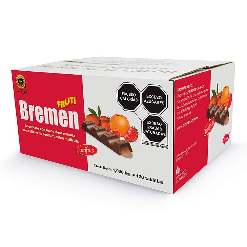 FrutiBremen Chica a granel - Cartón con 120 piezas