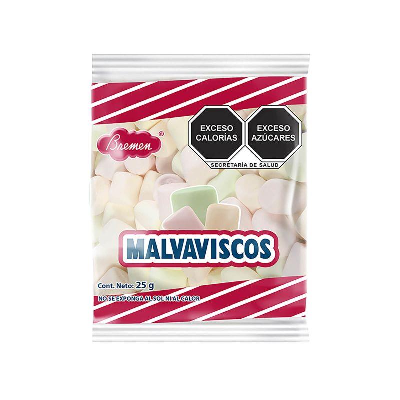 Malvavisco Mini - Paquete con 10 bolsas de 25g c/u