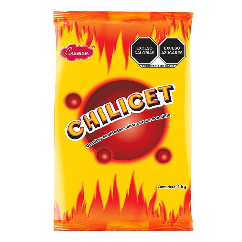 Chilicet - Bolsa con 1 kg