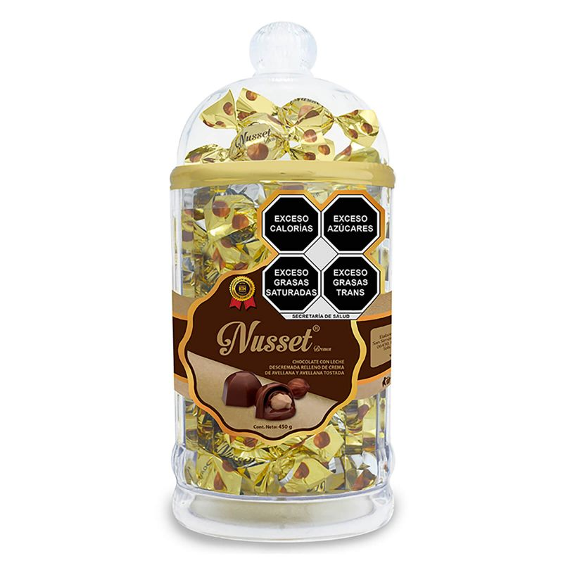 Nusset - Dulcero con 450 g