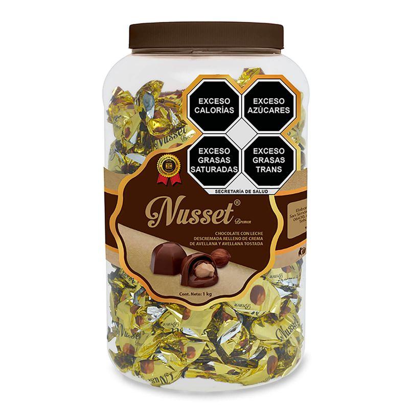Nusset - Bote con 1 kg
